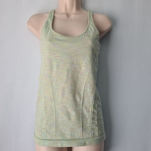 Climawear Seamless Active Tank Top Mint Green